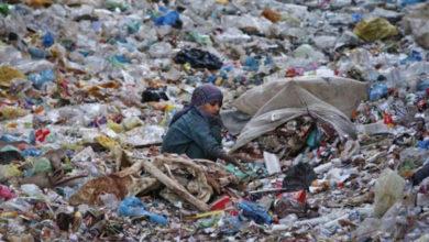 Photo of دینہ شہر کے پوش علاقوں میں پھیلے گندگی کے ڈھیر دینہ کی پہچان بن گئے