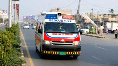 Photo of ریسکیو 1122 کی عید کے دنوں میں بہترین کارکردگی، 103 افراد کو ریسکیو کیا