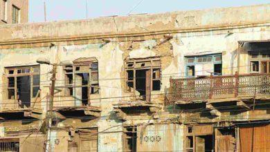 Photo of خستہ حال خطرناک عمارتوں کی بھرمار، مون سون کی آمد سے قبل ضلعی انتظامیہ کی خاموشی لمحہ فکریہ