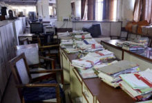 Photo of مختلف محکموں کے ریکارڈ کو دیمک چاٹ گئی، متعدد محکموں کا سالوں پرانا ریکارڈ ضائع ہونے لگا