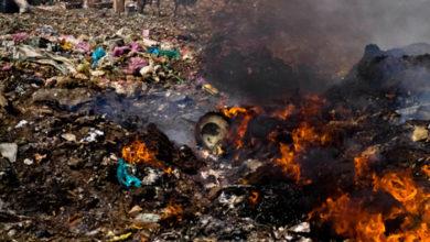 Photo of جہلم شہر سمیت مضافاتی علاقوں میں پابندی کے باوجود کوڑے کو آگ لگانے کا سلسلہ تھم نہ سکا