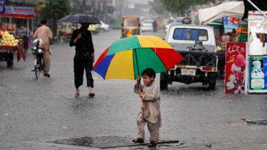 Photo of جہلم میں بادلوں اور سورج کی آنکھ مچولی، بوندا باندی اور ٹھنڈی ہواؤں نے موسم خوشگوار بنا دیا