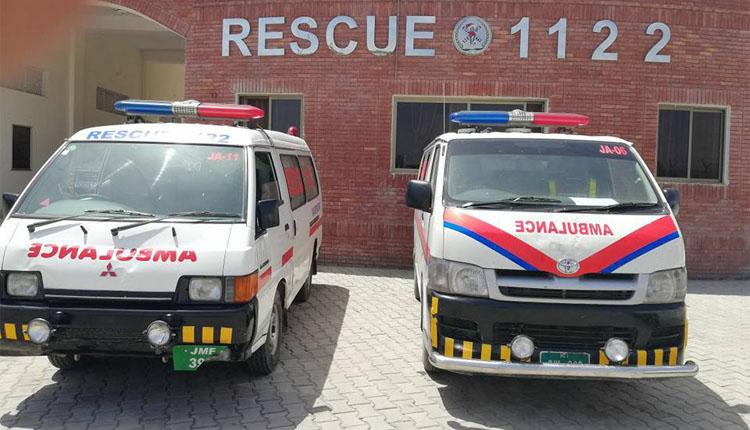 Photo of ریسکیو 1122 جہلم بہترین انداز میں ریسکیو سروس فراہم کر رہا ہے۔ ڈاکٹر عبدالرحمٰن
