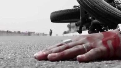 Photo of پنڈدادنخان کے نواحی علاقہ میں موٹرسائیکل کو حادثہ، ایک شخص زخمی