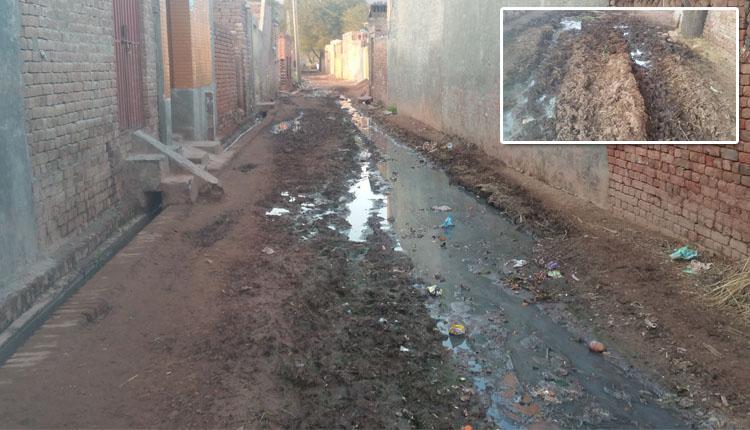 Photo of یونین کونسل جلالپور شریف میں سیوریج کا نظام ناکارہ ہو کر رہ گیا