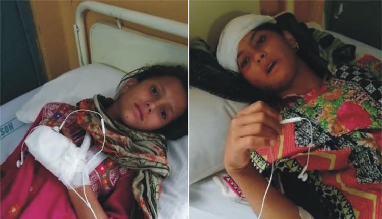 Photo of ڈومیلی میں درخت کاٹنے کے تنازعہ پر چچا زاد بھائیوں نے دو بہنوں کو کلہاڑیوں کے وار کر کے شدید زخمی کردیا