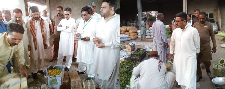 Photo of سبزیوں، پھلوں اور اشیاء ضروریہ کے معیار پر کوئی سمجھوتہ نہیں کیا جائے گا۔ ڈپٹی کمشنر سیف انور