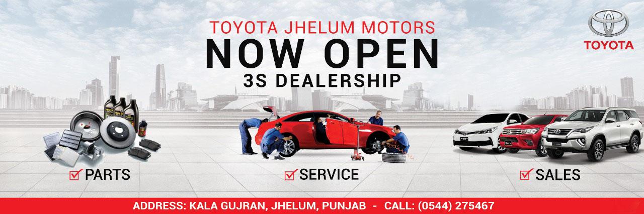 Toyota Jhelum