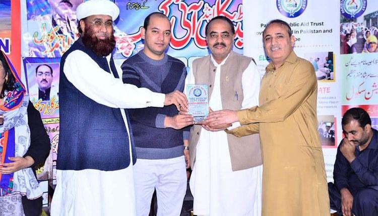 Photo of پنڈدادنخان کے معروف صحافی ملک ظہیر احمد اعوان کو اعلیٰ کارکردگی ایوارڈ سے نوازا گیا