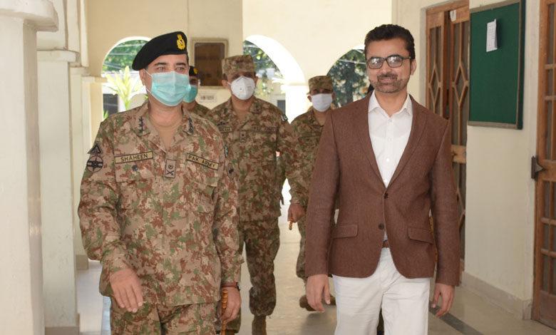 Photo of کور کمانڈر منگلا کا جہلم کا دورہ،کورونا وباء کی صورتحال اور حفاظتی انتظامات کا تفصیلی جائزہ لیا