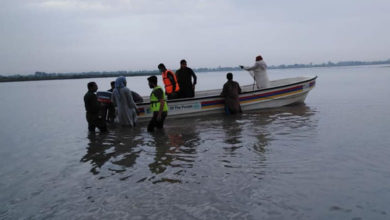 Photo of دریائے جہلم میں 2 نوجوان ڈوب کر جاں بحق، 24 گھنٹے بعد لاشیں برآمد