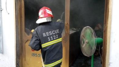 Photo of کالا گجراں میں شارٹ سرکٹ سے درزی کی دکان جل گئی، ریسکیو نے آگ پر قابو پا لیا