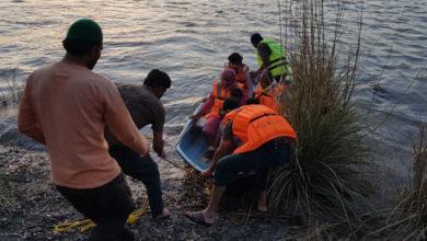 Photo of ریسکیو 1122 نے دریائے جہلم میں پھنسے 7 مزدوروں کو بچا لیا
