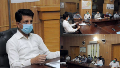 Photo of محکمہ صحت کی ٹیمیں انسداد ڈینگی اقدامات کے لئے الرٹ ہیں۔ سید نذارت علی