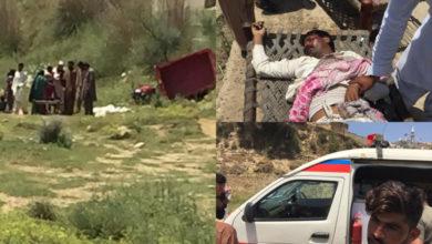 Photo of دینہ کے نواحی علاقہ میں لوڈر رکشہ الٹ گیا، ایک شخص جاں بحق، 2 خواتین زخمی
