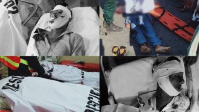 Photo of پنڈدادنخان میں عیدکے تیز رفتار موٹرسائیکلوں میں تصادم، 2 نوجوان جاں بحق