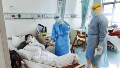 Photo of جہلم میں ایک اور شخص میں کورونا وائرس کی تصدیق، تعداد 488 ہو گئی