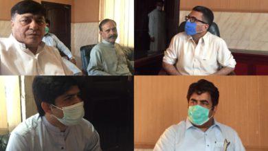 Photo of ڈپٹی کمشنر جہلم کا کرایہ نامہ پر عمل درآمد نہ کرنے والے ٹرانسپوٹروں کے خلاف سخت کارروائی کا حکم