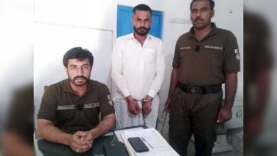Photo of جہلم پولیس کا سماج دشمن عناصر کے خلاف ایکشن، 4 ملزمان گرفتار