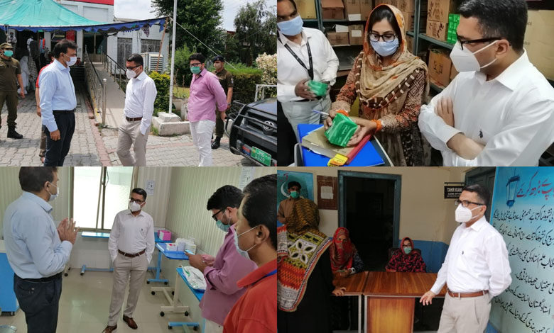 Photo of احساس پروگرام ؛ مستحق مرد و خواتین میں مالی امداد کی فراہمی کا عمل جاری ہے۔ سیف انور جپہ