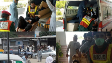 Photo of دینہ کے نواحی علاقہ میں 2 گروپوں میں تصادم، فائرنگ سے 4 افراد شدید زخمی