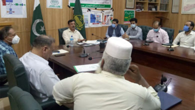 Photo of محکمہ صحت کی ٹیمیں انسداد ڈینگی اقدامات کے لئے الرٹ ہیں۔ ڈپٹی کمشنر راؤ پرویز اختر