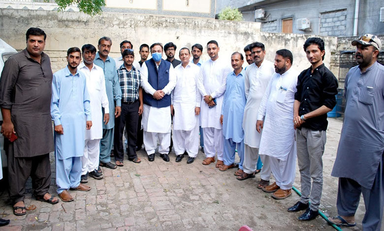 Photo of سوہاوہ پریس کلب کے وفدکی ایم پی اے راجہ یاورکمال سے خصوصی ملاقات