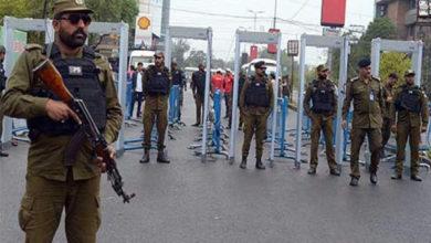 Photo of ڈی پی او جہلم شاکر حسین داوڑ نے عید الاضحیٰ کے حوالے سے سیکیورٹی پلان تشکیل دے دیا