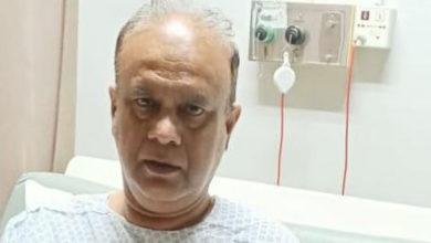 Photo of دینہ کے سینئر صحافی امجدمحمود سیٹھی کے پتے کا کامیاب آپریشن، ہسپتال سے گھر منتقل