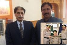Photo of ایڈیشنل آئی جی موٹر وے پولیس محترم زبیر احمد ہاشمی 21 گریڈ پر پرموٹ ہوگئے