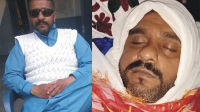 Photo of پاسپورٹ دفتر جہلم کا سیکورٹی گارڈ کرنٹ لگنے سے جاں بحق