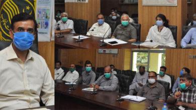 Photo of ڈینگی ٹیموں کی کارکردگی کاجائزہ روزانہ کی بنیاد پر لیا جارہاہے۔ ڈپٹی کمشنر راؤ پرویز اختر
