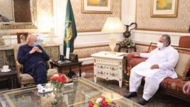 Photo of گورنر پنجاب نے چوہدری حبیب الرحمٰن کو پی ٹی آئی آزادکشمیر کی طرف سے ضلع جہلم کیلئے صدر نامزد کر دیا