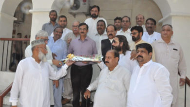 Photo of جہلم انجمن تاجران کے وفد کی ڈپٹی کمشنر راؤ پرویز اختر سے ملاقات