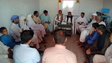 Photo of جماعت اسلامی بڑاگواہ کی جانب سے درس قرآن کا اہتمام