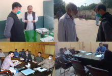 Photo of ڈپٹی کمشنر راؤ پرویز اختر کا میونسپل کارپوریشن اور تحصیل دفتر جہلم کا دورہ، شہریوں کے مسائل سنے