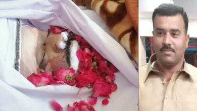 Photo of دینہ کے نواحی علاقہ کا رہائشی 35 سالہ شخص سیالکوٹ میں کار کی ٹکر سے جاں بحق