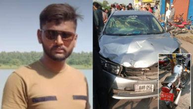 Photo of جہلم میں تیز رفتار کار کی ٹکر سے زخمی ہونے والا جہلم پولیس کا ملازم ابدی نیند سو گیا
