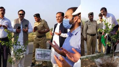 Photo of پودے لگانا صدقہ جاریہ ہے، ضلع جہلم میں11 لاکھ پودے لگا چکے ہیں۔ راجہ یاور کمال، راؤ پرویز اختر